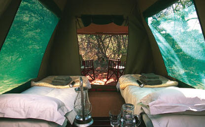 Tented Moble Botswana Vacations